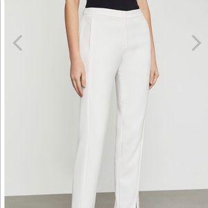 BCBG Kurra Trouser Off White SZ 2 NWOT